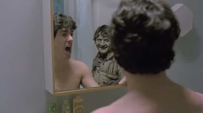 Bathroom Mirrors is listed (or ranked) 5 on the list 12 Everyday Things That Have Been Ruined By Movies
