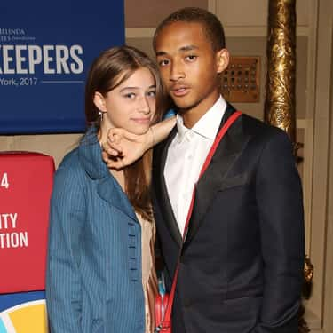 Odessa Adlon is listed (or ranked) 2 on the list Jaden Smith Loves and Hookups