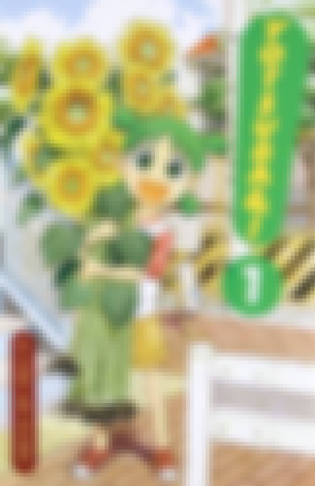 Yotsuba&! is listed (or ranked) 4 on the list 15 Manga That Should Get Their Own Anime Adaptations