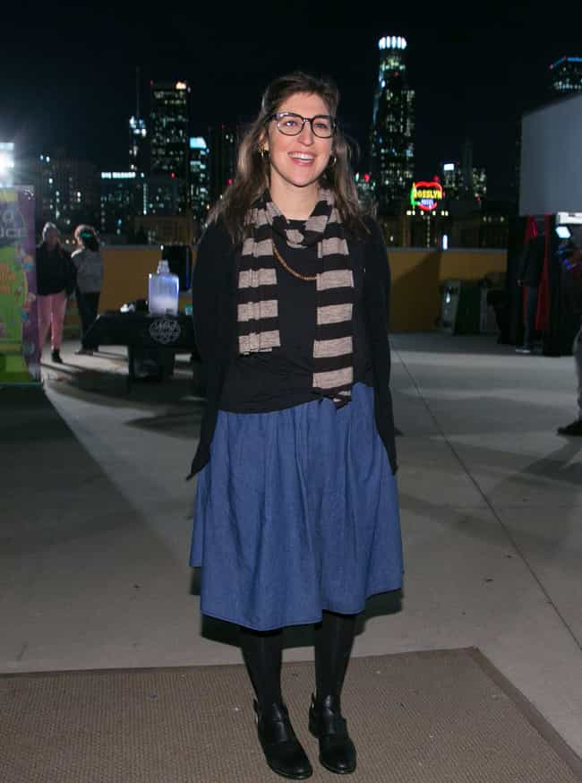 She Was Raised In Reform Judai... is listed (or ranked) 3 on the list Things You Didn't Know About Mayim Bialik