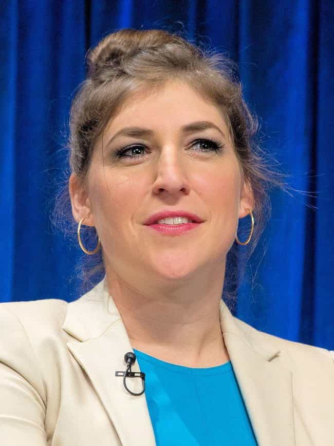 She Was Accepted To Both Harva... is listed (or ranked) 2 on the list Things You Didn't Know About Mayim Bialik