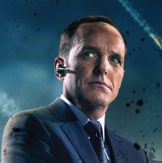 Phil Coulson is listed (or ranked) 2 on the list All The Existing MCU Characters Who Could Show Up In 'Captain Marvel'