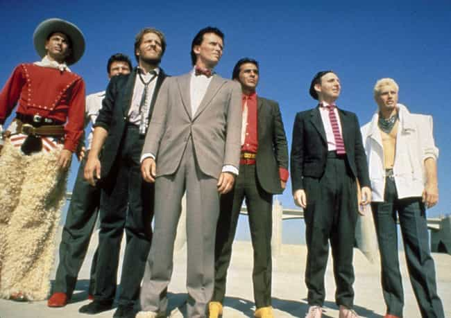 """""""Buckaroo Banzai Against T... is listed (or ranked) 2 on the list 12 Unmade Movies That Absolutely Need To Be Made"""