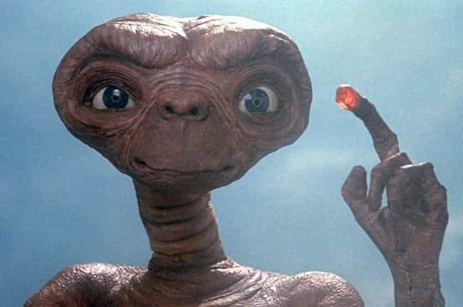 """""""E.T.: Nocturnal Fears""""... is listed (or ranked) 1 on the list 12 Unmade Movies That Absolutely Need To Be Made"""