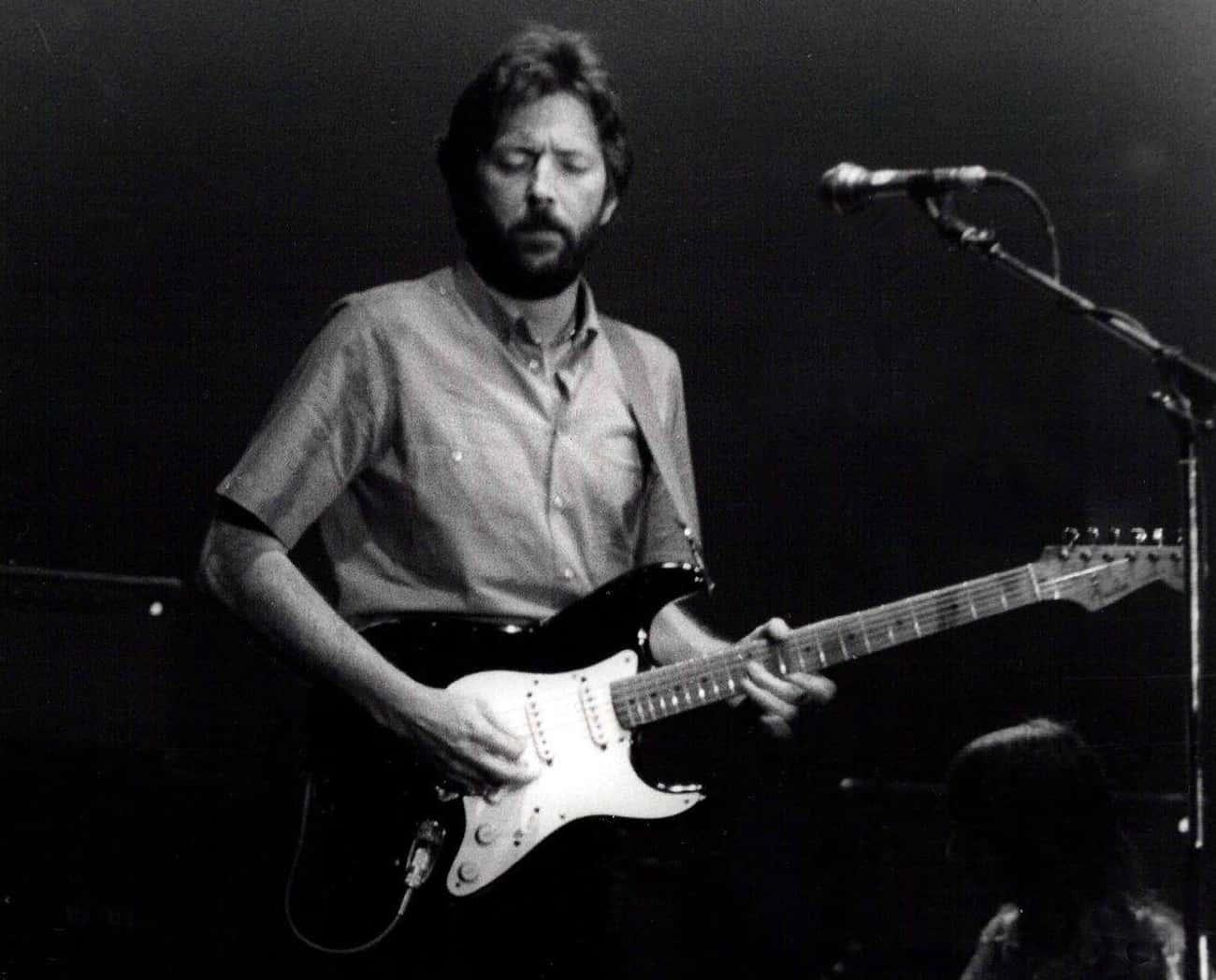 Eric Clapton's Les Paul