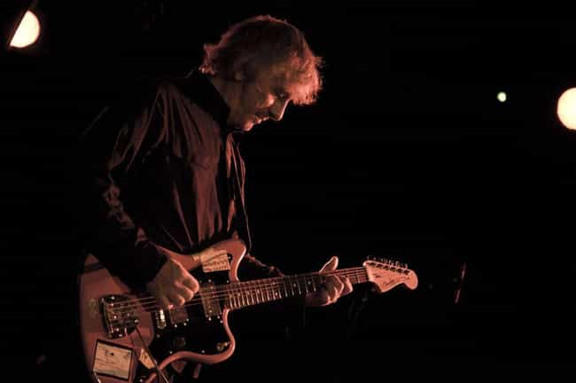 Lee Ranaldo Of Sonic Youth&#39... is listed (or ranked) 3 on the list 10 Famous Guitars That Were Stolen And Never Recovered