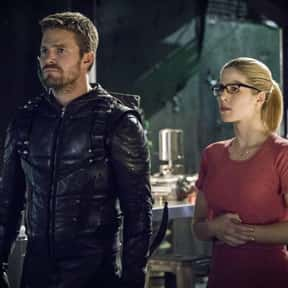 Oliver Queen and Felicity Smoa is listed (or ranked) 5 on the list The Best Current TV Couples