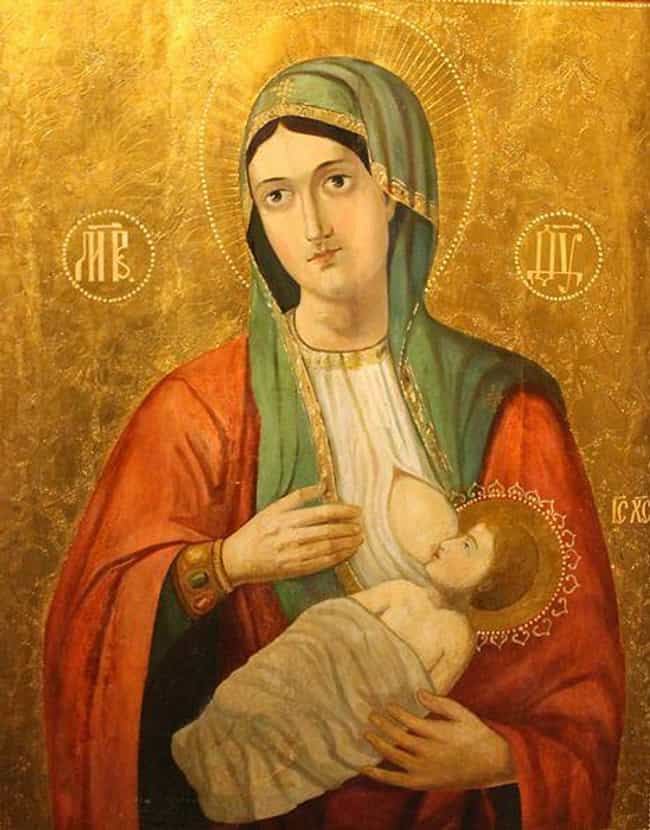 Women With Fertility Trouble V... is listed (or ranked) 4 on the list Weird Phenomena Surrounding Religious Relics That No One Can Explain