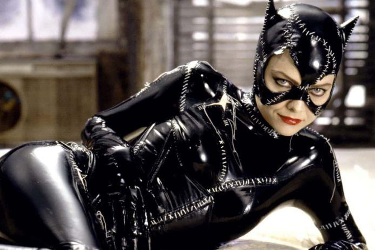 Michelle Pfeiffer Had To Be Va is listed (or ranked) 1 on the list The Least Comfortable Superhero Costumes That Actors Have Had To Wear