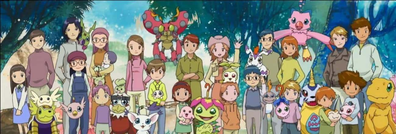 The 02 Finale Was Thrown Toget is listed (or ranked) 4 on the list 12 Mindblowing 'Digimon' Fan Theories That Just Might Be True
