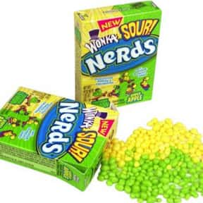 Sour Nerds is listed (or ranked) 13 on the list The Most Delicious Sour Candy