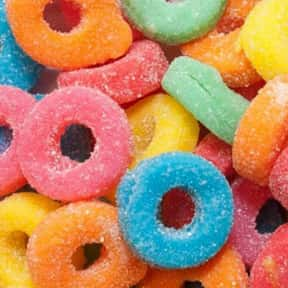Sour Gummy Mini Rings is listed (or ranked) 19 on the list The Most Delicious Sour Candy