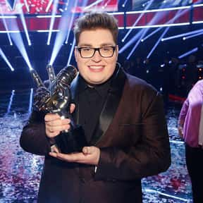 Jordan Smith is listed (or ranked) 2 on the list The Best The Voice Winners, Ranked
