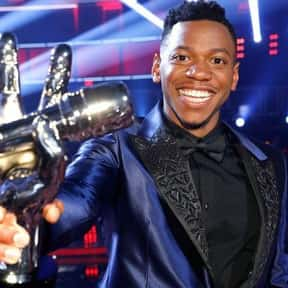 Chris Blue is listed (or ranked) 5 on the list The Best The Voice Winners, Ranked