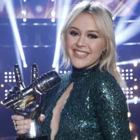 Chloe Kohanski is listed (or ranked) 13 on the list The Best The Voice Winners, Ranked