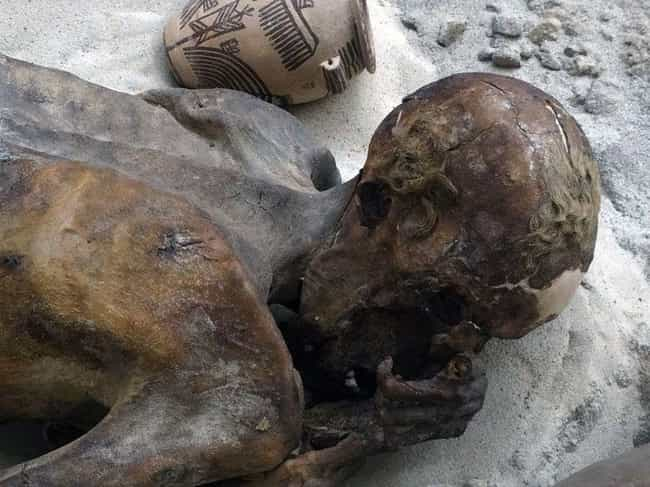 He Was Unofficially Known As &... is listed (or ranked) 2 on the list You Can Visit A Tattooed 5,500-Year-Old Mummy And Even See The Wound That Killed Him