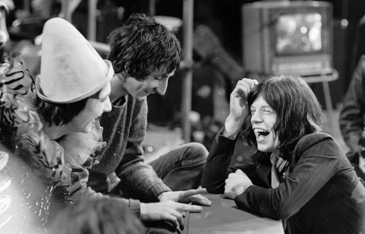 He Wanted To Copulate With Mick Jagger