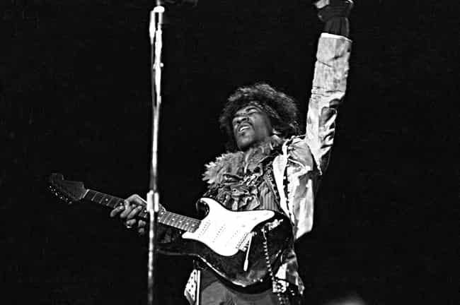 He Let Jimi Hendrix Stea... is listed (or ranked) 4 on the list Crazy Stories About Pete Townshend, One Of The Most Influential Figures In Rock