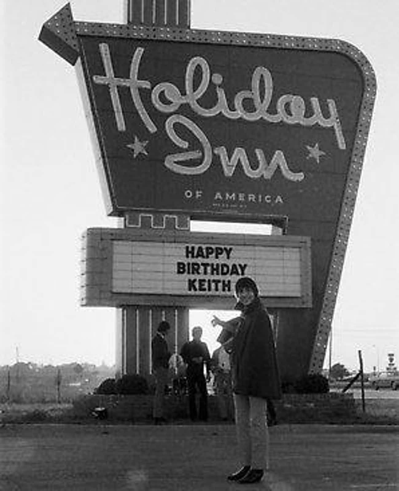 He Didn't Find Keith Moon's Infamous Birthday Party Funny
