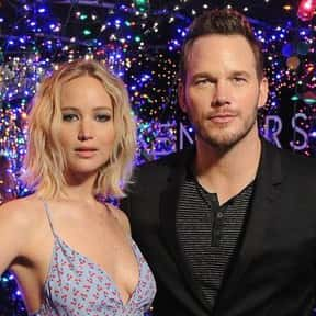 Jennifer Lawrence and Chris Pr is listed (or ranked) 9 on the list If You Had To Be Trapped In An Elevator With Any Celebrity, Who Would You Choose?