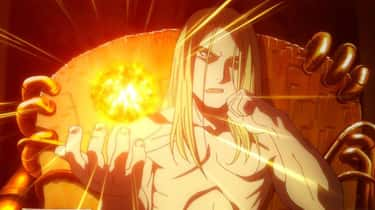 Father Is Based On Lucifer is listed (or ranked) 2 on the list A Guide To The Surprisingly Deep Symbolism In 'Fullmetal Alchemist: Brotherhood'