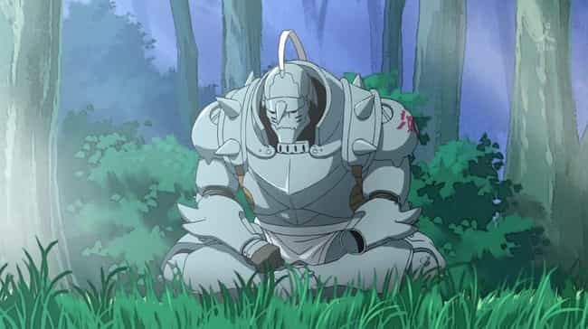 The Show Questions What It Mea... is listed (or ranked) 3 on the list A Guide To The Surprisingly Deep Symbolism In 'Fullmetal Alchemist: Brotherhood'