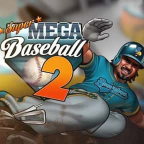Super Mega Baseball 2 is listed (or ranked) 2 on the list The Best PlayStation 4 Baseball Games