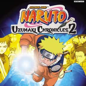 Naruto Uzumaki Chronicles 2 is listed (or ranked) 11 on the list The Best Naruto Video Games of All Time