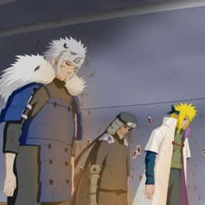Reanimation is listed (or ranked) 5 on the list Ranking The Most Powerful Jutsu In Naruto