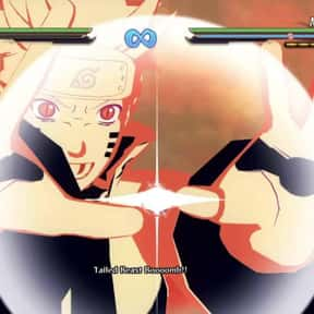 Tailed Beast Bomb is listed (or ranked) 3 on the list Ranking The Most Powerful Jutsu In Naruto