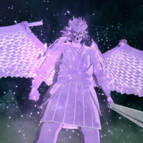 Susanoo is listed (or ranked) 2 on the list Ranking The Most Powerful Jutsu In Naruto