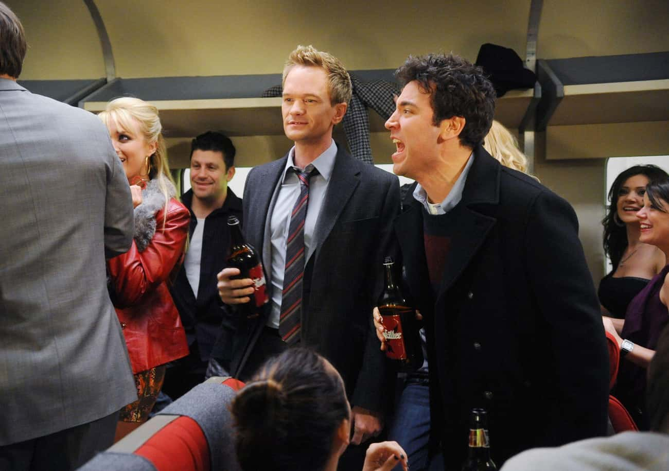 'HIMYM' Is Actually An is listed (or ranked) 4 on the list The Real Reasons Why 'How I Met Your Mother' Is Better Than 'Friends'