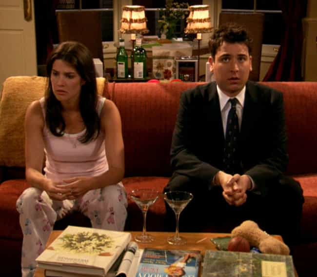 There's Real Character Dev... is listed (or ranked) 4 on the list The Real Reasons Why 'How I Met Your Mother' Is Better Than 'Friends'