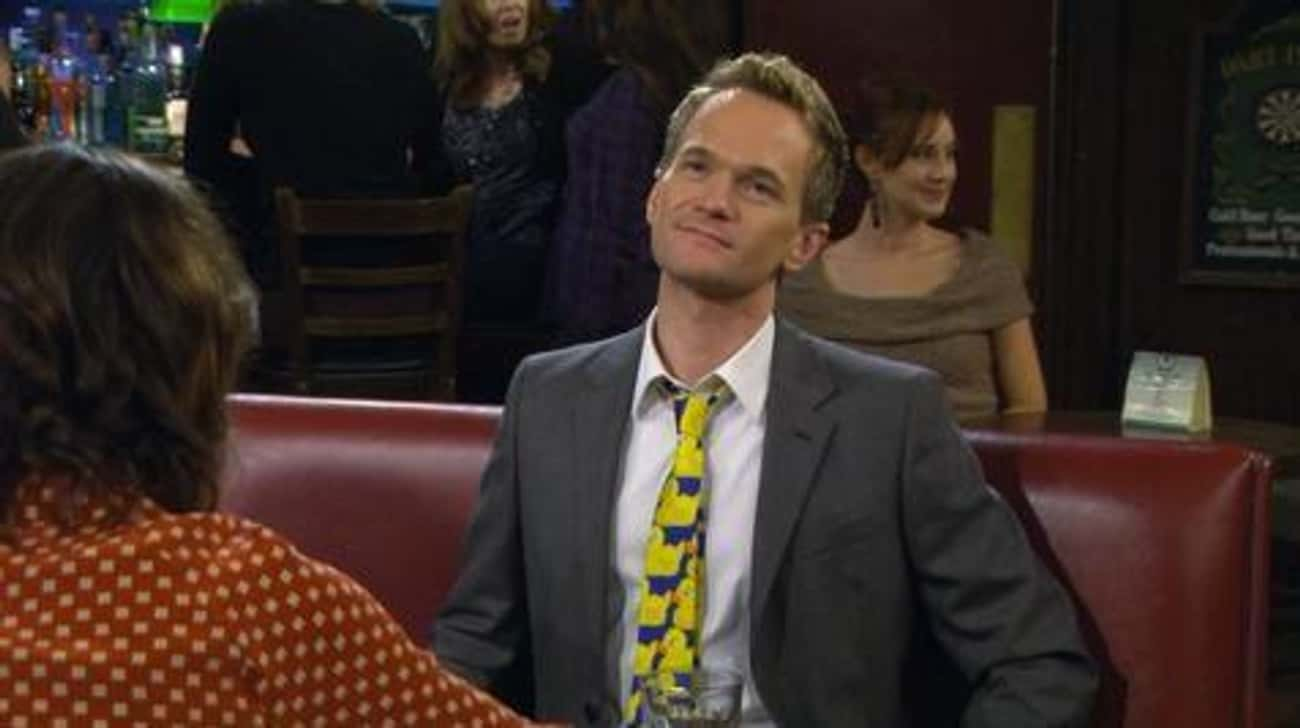Long-Running Inside Jokes In & is listed (or ranked) 1 on the list The Real Reasons Why 'How I Met Your Mother' Is Better Than 'Friends'