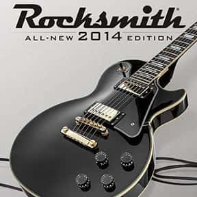 Rocksmith 2014 is listed (or ranked) 15 on the list The Best PlayStation 4 Rhythm Games