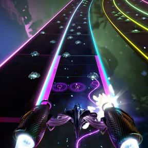 Amplitude is listed (or ranked) 8 on the list The Best PlayStation 4 Rhythm Games