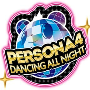Persona 4: Dancing All Night is listed (or ranked) 5 on the list The Best PlayStation 4 Rhythm Games
