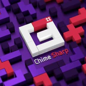 Chime Sharp is listed (or ranked) 21 on the list The Best PlayStation 4 Rhythm Games