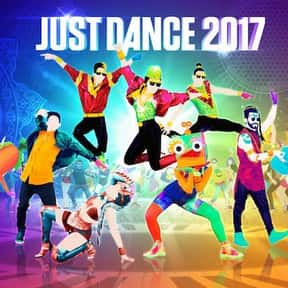 Just Dance 2017 is listed (or ranked) 19 on the list The Best PlayStation 4 Rhythm Games