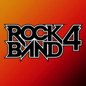 Rock Band 4 is listed (or ranked) 17 on the list The Best PlayStation 4 Rhythm Games