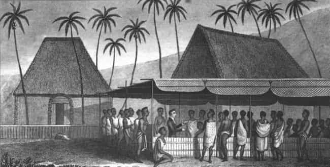 Missionaries And Whalers Broug... is listed (or ranked) 2 on the list How The US Has Systematically Destroyed Hawaiian Culture For 240 Years