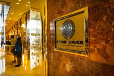 A Lot Of Criminals Live In Trump Tower