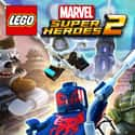 Lego Marvel Super Heroes 2 is listed (or ranked) 8 on the list The Best PlayStation 4 Superhero Games