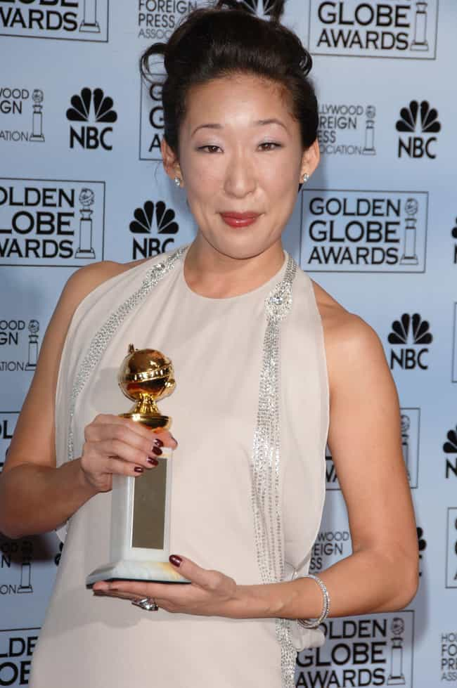She Received Five Emmy Nominat... is listed (or ranked) 3 on the list 17 Things You Never Knew About Sandra Oh