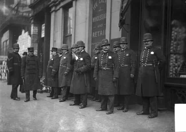 Chicago Police Officers During... is listed (or ranked) 1 on the list What US Police Officers Looked Liked Throughout History