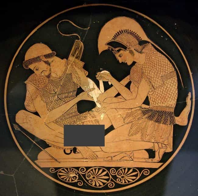 Ancient Greece Tolerated And E... is listed (or ranked) 3 on the list Sex In Ancient Greece: All The Juicy Details On What It Was Like