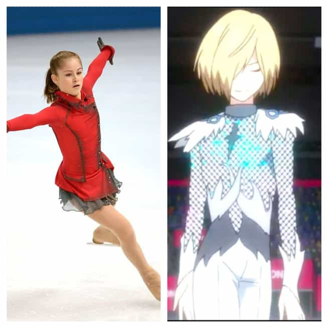 The Characters Represent Real ... is listed (or ranked) 2 on the list 11 Intriguing Yuri!!! on ICE Fan Theories