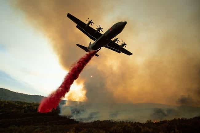Mendocino Complex Fire ... is listed (or ranked) 2 on the list The Worst California Wildfires in History