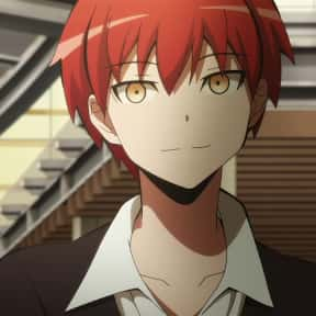Karma Akabane is listed (or ranked) 10 on the list Anime Characters You Wish Were Your Friends
