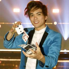 """Shin Lim is listed (or ranked) 9 on the list The Best """"America's Got Talent"""" Acts"""